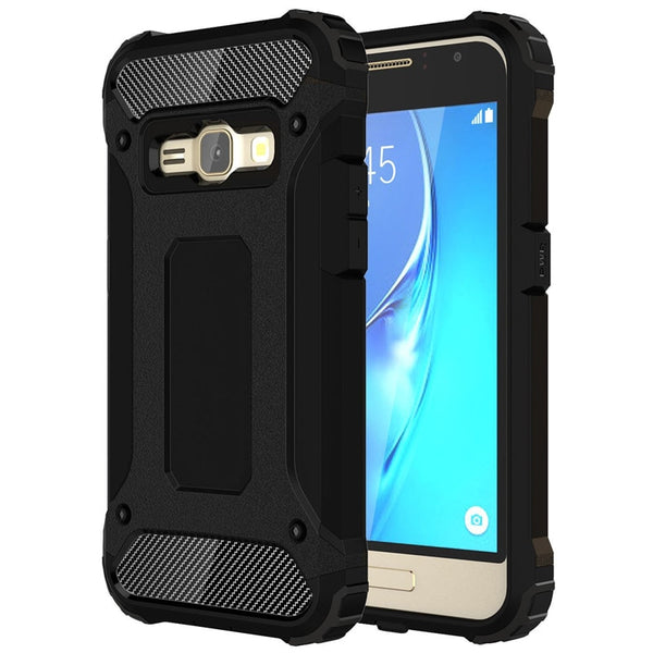 Shockproof Armor Rugged Cover Case Samsung Galaxy J1 J2 J3 J4 J5 J6 J7 S7 Edge S8 S9 S10 Plus S10e - Casebuddy