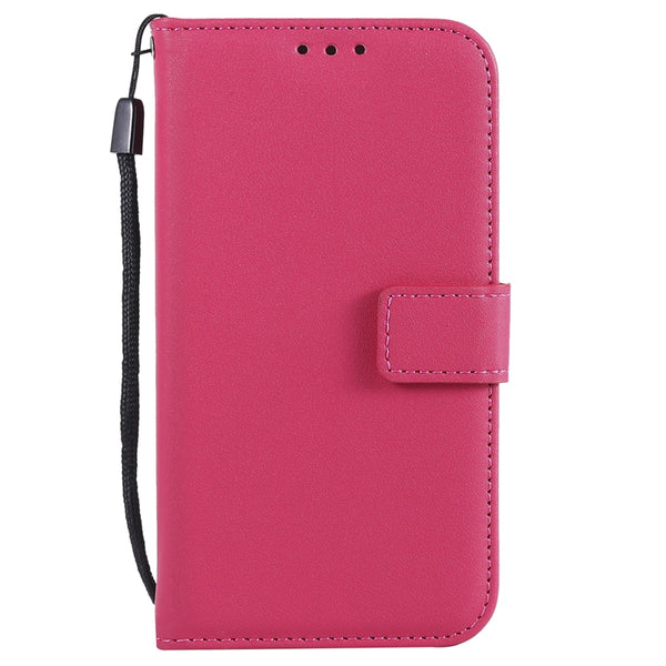 Retro PU Leather Flip Wallet Case Samsung Galaxy S8 S9 S10e A6 A7 A8 A9 J1 J3 J5 J7 Case - Casebuddy