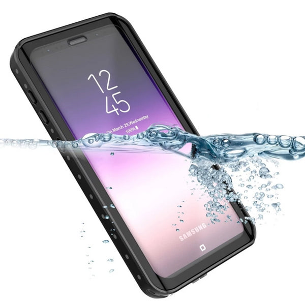 Samsung Galaxy S9 S8 S10 Plus Note 8 PC Cover IP68 Waterproof Case life water Shock Dirt Snow Proof Protection - Casebuddy