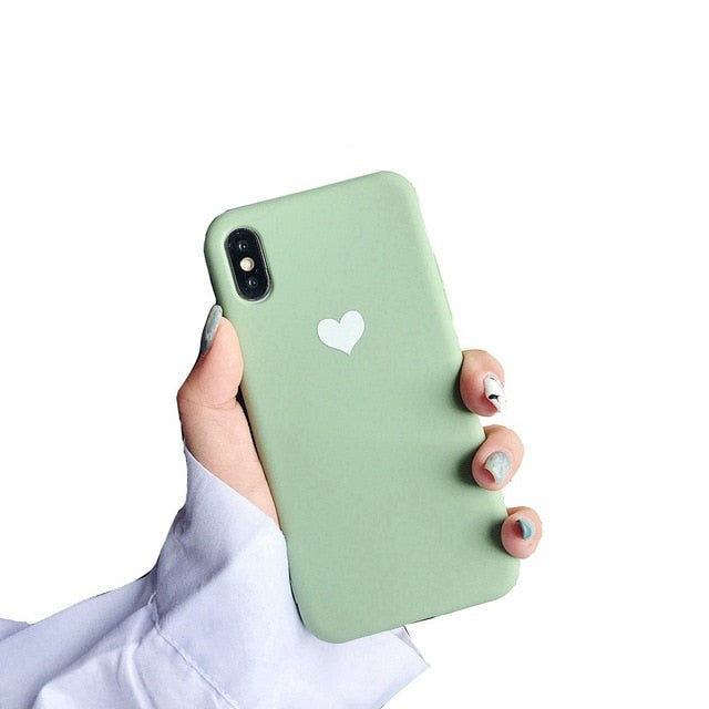FLOVEME Soft Silicone iPhone XR X XS MAX 7 6 6s 8 Plus Luminous Ultra Thin TPU Cover - Casebuddy