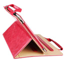 Luxury Apple iPad Mini 1 2 3 Case Handbag Stand Flip Cover Woman Bag Multi-angle Stand - Casebuddy