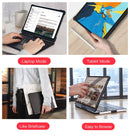 DUX DUCIS Flip Wireless Keyboard iPad Pro 11 2018 Bluetooth Keyboard Tablet Cover with Pencil Holder - Casebuddy