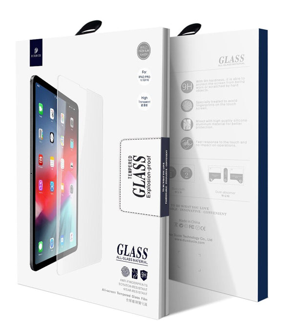 DUX DUCIS Tempered Glass iPad Pro 12.9 2016 HD Screen Protector Curved - Casebuddy