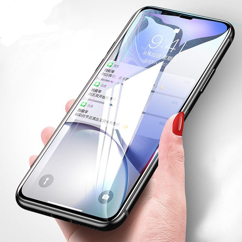 FLOVEME 9H Tempered Glass iPhone X XS Max XR Full Protective Clear Glass - Casebuddy