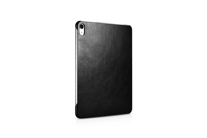 "iCarer Genuine Leather Case For iPad pro 12.9""(2018) Retro Leather Flip Magnetic Quality Business - Casebuddy"