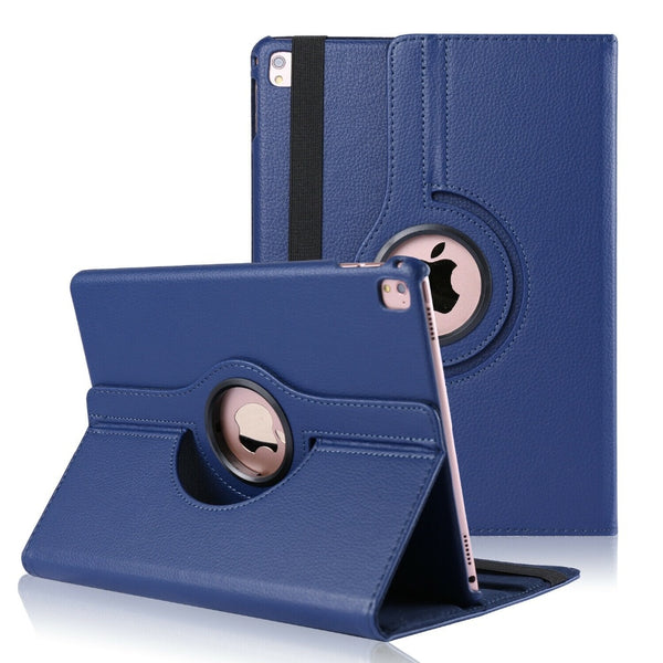 iPad Air 3 10.5 2019 Case 360 Degree Rotating Stand Lichi Leather Smart Stand Classical Hot Sale - Casebuddy