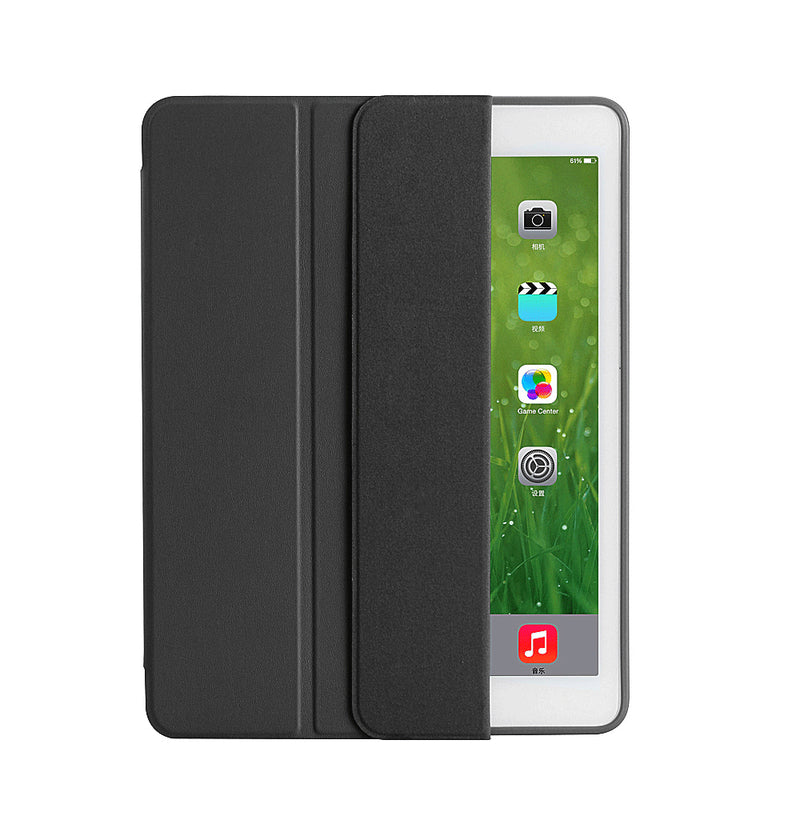 Premium TPU Inner Case iPad Mini 5 2019 Build In Pencil Holder Cover Tri-fold Stand Smart Slim - Casebuddy