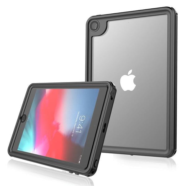 IP68 Waterproof Case iPad Mini 5 2019 Case Anti-Scratch Full Screen Protector Shockproof Cover - Casebuddy