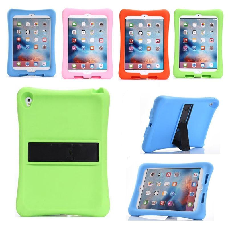 iPad Air 3rd Generation 10.5 2019 A2152 A2123 A2153 A2154 Soft Kid Safe Case Cover Shockproof Loudspeaker - Casebuddy