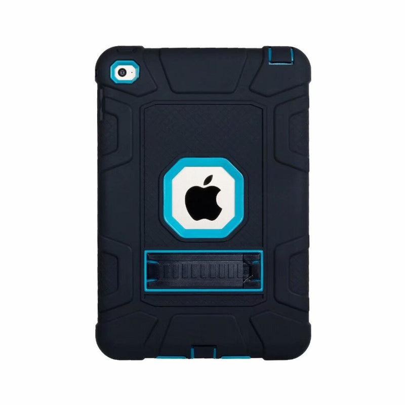 Kickstand Heavy Duty Rugged Shockproof Impact Resistant Hybrid Armor Cover Case iPad mini 5 2019 Mini 4 - Casebuddy