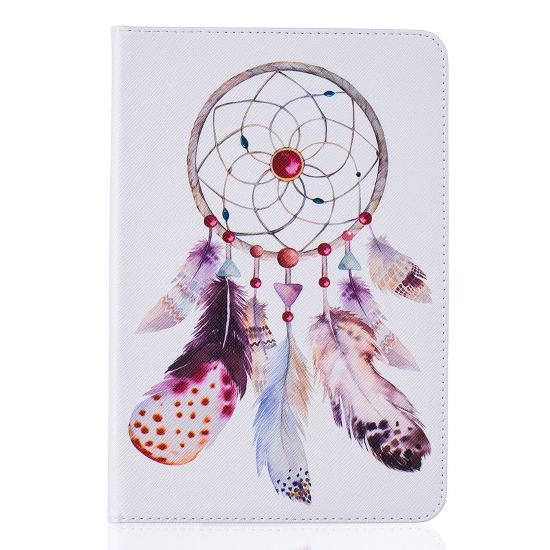 New Wind Chimes Case iPad Air 3 2 1 9.7 Inch 7 6 5 4 3 2 Mini 4 3 2 1 Wallet Stand Folio Slim Cover - Casebuddy