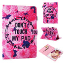 New Arrival 2019 iPad mini 5 Case Magnetic Shockproof Cartoon Wallet Card PU Leather Stand Cover - Casebuddy