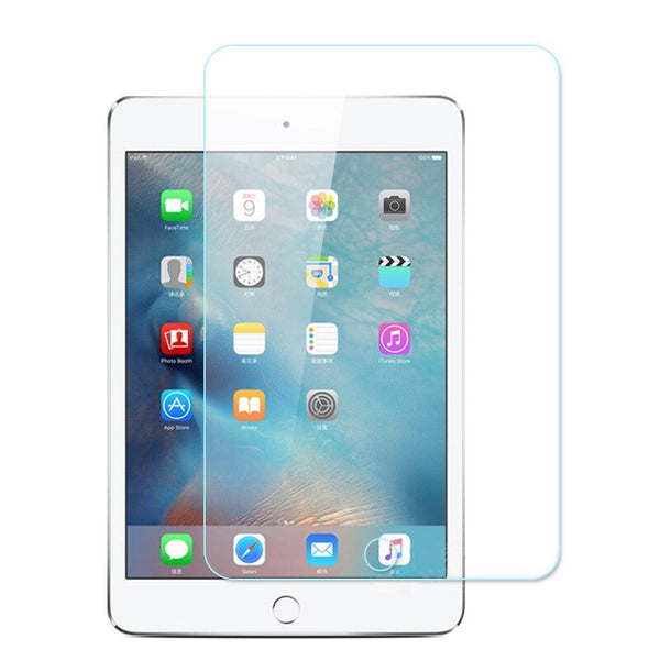 Screen Guard iPad 2 3 4 5 6 Air Air 2 Mini 2 3 4 5 Tempered Glass Screen Protector  Protective Film Cover - Casebuddy