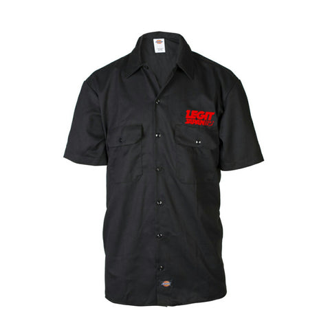 Dickies Work Shirt - Red Logo