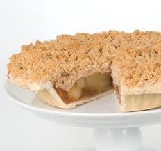 Vegan Crumb Topped Fruit Pies