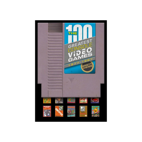 100 Greatest Console Video Games: 1977-1987 - Hardcover