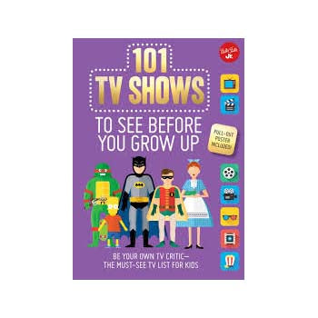 101 TV Shows To See Before - Softcover