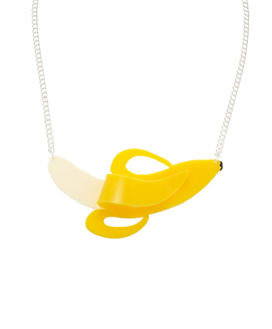 Tatty Devine - Banana Necklace