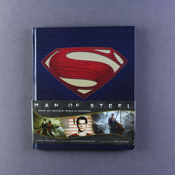 Man Of Steel - Hardcover