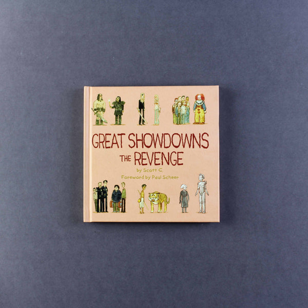 Great Showdowns: The Revenge - Hardcover
