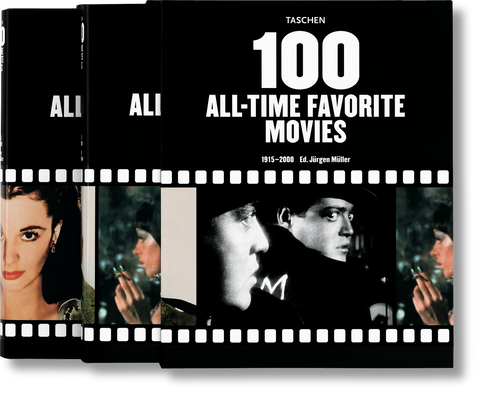 100 All-time Favourite Movies - Softcover