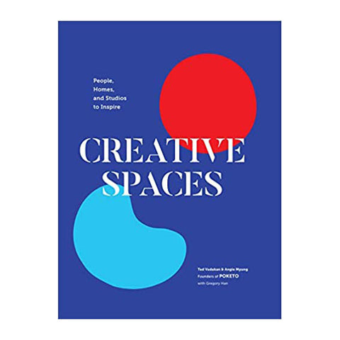 Creative Spaces - Hardcover