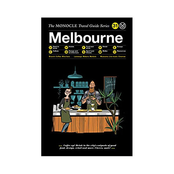 Monocle Travel Guides - Melbourne - Hardcover