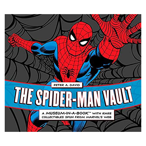 Spiderman Vault - Hardcover