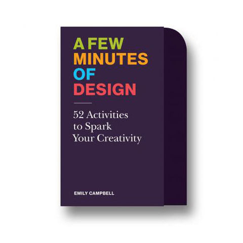 A Few Minutes Of Design - Activities
