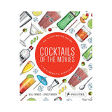 Cocktails Of The Movies - Hardcover
