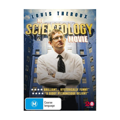 My Scientology Movie - DVD