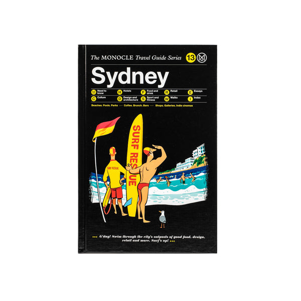 Monocle Travel Guides - Sydney - Hardcover