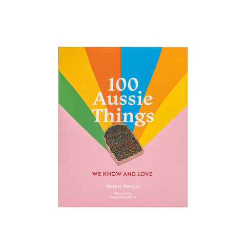 100 Aussie Things - Softcover