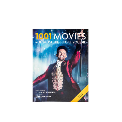 1001 Movies You Must See Before You Die (Updated Edition) -  Softcover