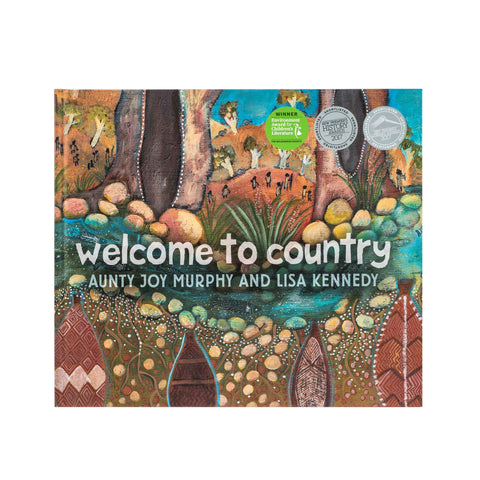 Welcome to Country - Hardcover