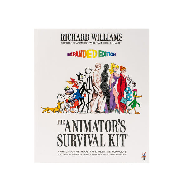 Animator's Survival Kit - Softcover
