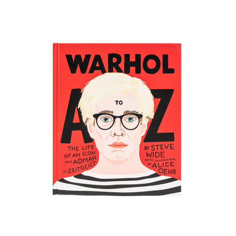 Warhol A to Z - Hardcover