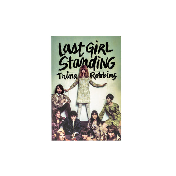 Last Girl Standing - Softcover