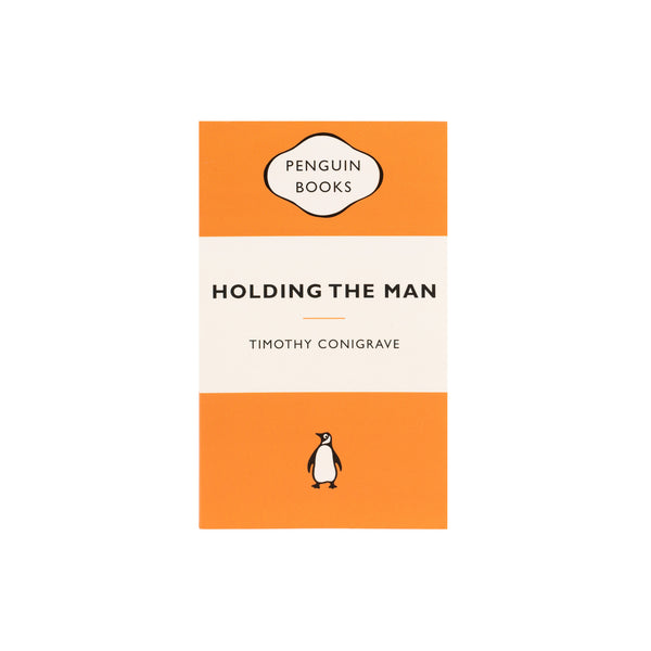 Holding The Man - Softcover