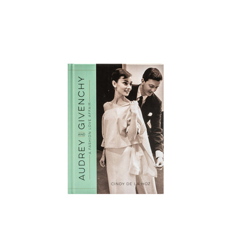 Audrey and Givenchy - Hardcover