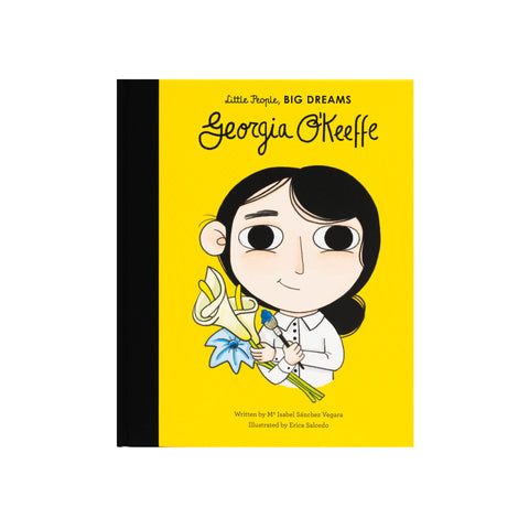 Little People, Big Dreams - Georgia O'Keeffe - Hardcover