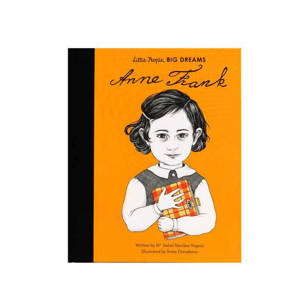 Little People, Big Dreams - Anne Frank - Hardcover