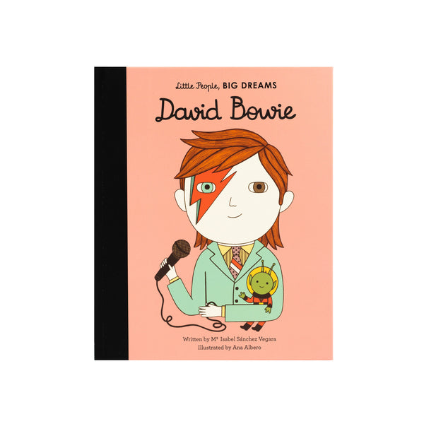 Little People, Big Dreams - David Bowie - Hardcover