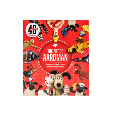 Art Of Aardman - Hardcover