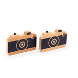 Iconic - Mini Wooden Camera Toy