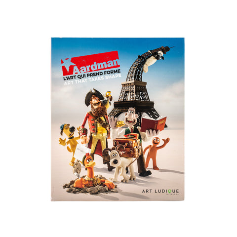 Aardman: Art That Takes Shape - Exhibition Catalogue
