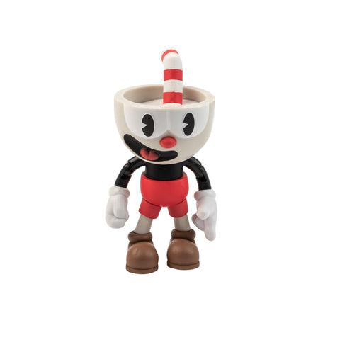 Cuphead - Action Figure