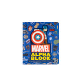 Marvel Alphablock - Hardcover