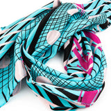 ACMI x RMIT Gaming Collab - Silk Scarf