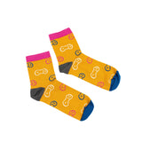 Screen Worlds - Moving Image Socks